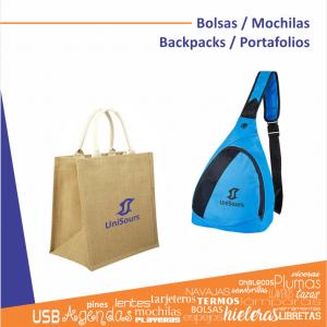Bolsas / Mochilas / Backpacks / Portafolios