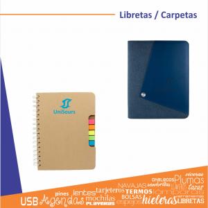 Libretas / Carpetas